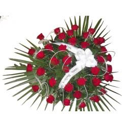 Wiązanka pogrzebowa 001